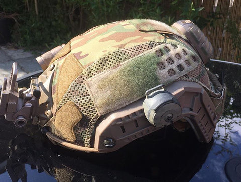 C2R Multicam 2019 Ops core maritime helmet cover - medium