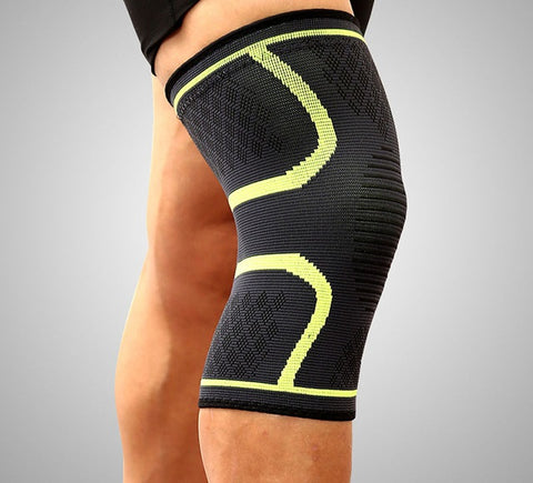 Sports Elastic Knee Pad Compression Sleeve