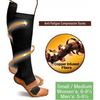 Image of Anti-Fatigue Compression Knee Socks