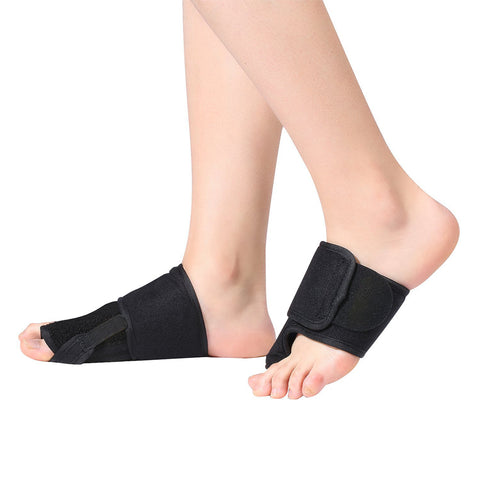 Black Big Toe Bunion Splint Straightener