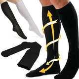 Image of 3 Pair - Anti-Fatigue Knee High Compression Support Socks