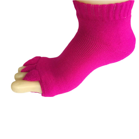 Five Toe Socks - Massage Toe Separator