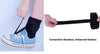 Image of Ankle Compression Foot Strap with Foot Drop Support Strap
