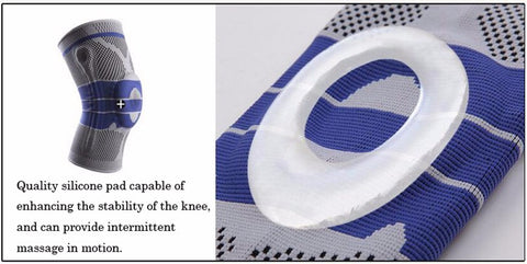 Silicone Sports Protection Kneepad/Brace