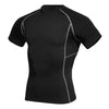 Image of Tight Short Sleeve Sports T-Shirts