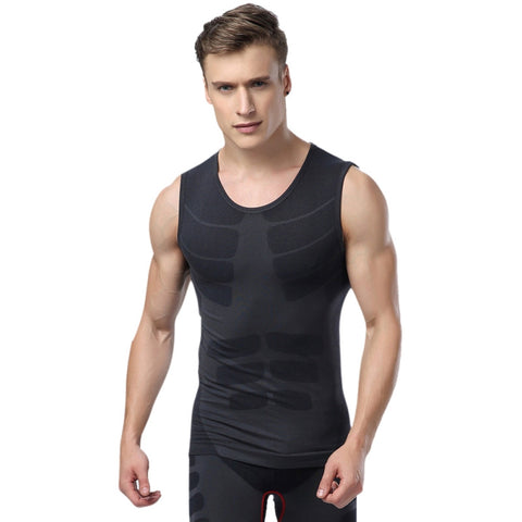 Fitness Sleeveless Tight Shirt