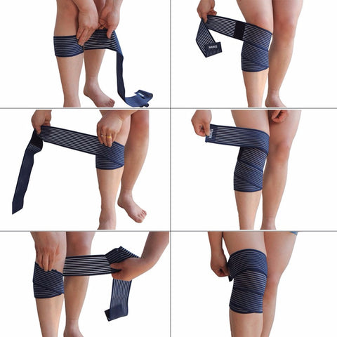 Wrist Knee Ankle Arm Support Bandage
