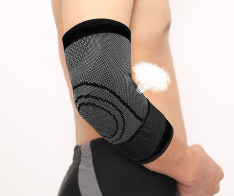 Adjustable Compression Elbow Protective Pad