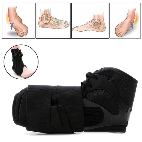Adjustable Foot Orthosis Stabilizer