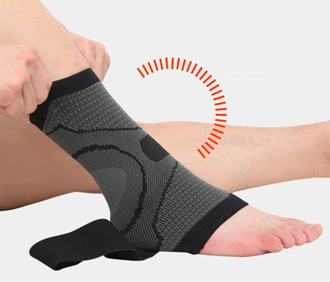 Ankle Support Fitness Heel Protector Brace