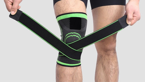 Breathable Bandage Knee Brace