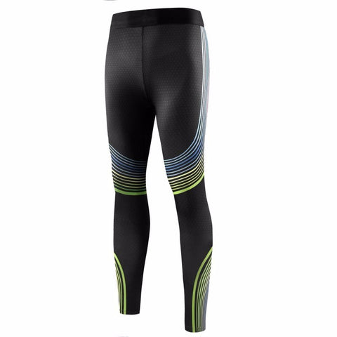Compression Base Layer Ankle Length Pants