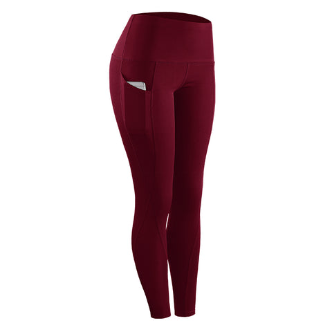 Women's Compression Sports Running Pants