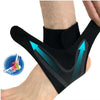 Image of Compression Anti Sprain Ankle Sleeve Protective Wrap