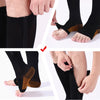 Image of Antifatigue Compression Stockings - Open Toe - Zipper FREE Offer