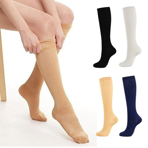Anti-Fatigue Knee High Compression Support Socks