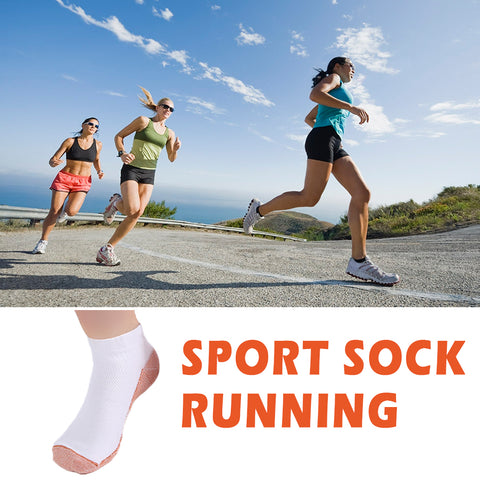 Copper Fiber Anti Fatigue Compression Socks