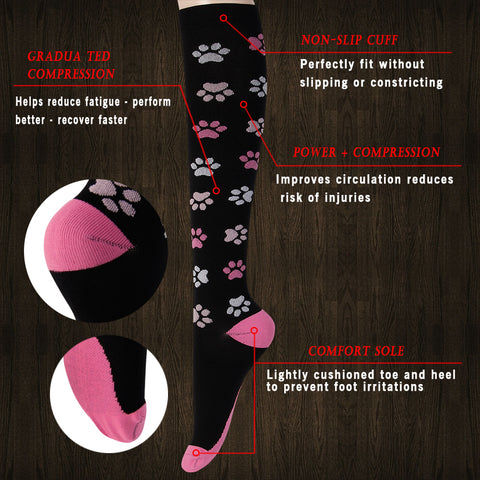 Compression Leggings w/ Designs