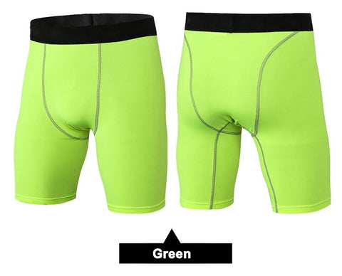 Men's Athletic Base Layer Shorts