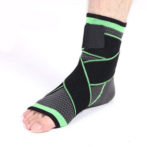 Sports Safety Ankle Support Foot Compression Brace