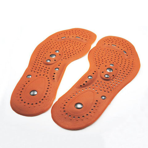 Magnetic Therapy Foot Massage Insoles Offer