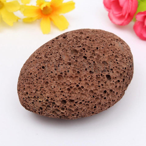 Natural Lava Pumice Volcanic Stone Foot Care - Clean Dead Hard Skin Callus Remover