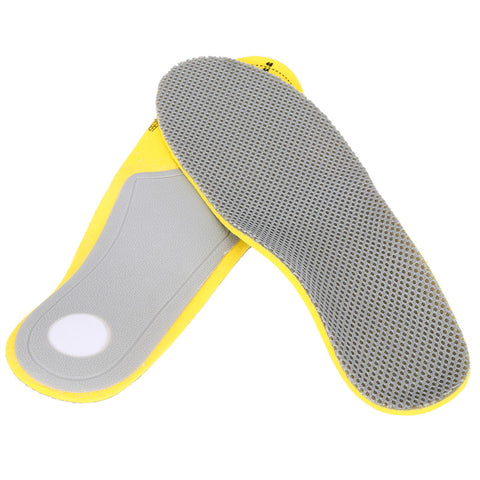 3 Pair - Arch Foot Orthotics Shoe Insoles Pads