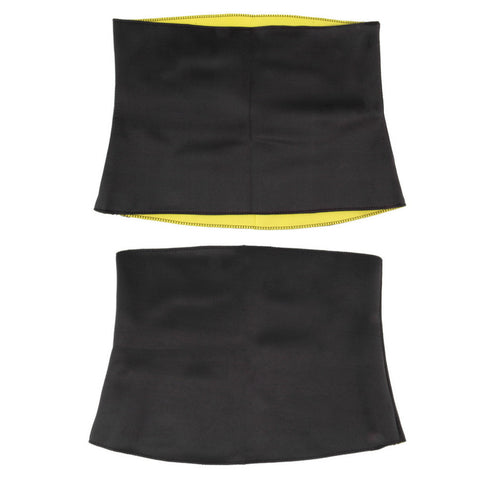 3 Belt Bundle - Hot Waist Trainer & Slimming Belt
