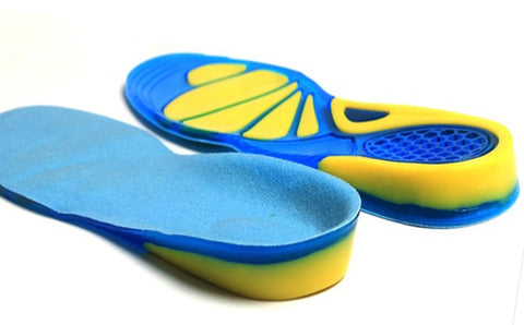 Silicone Gel Orthopedic Insoles