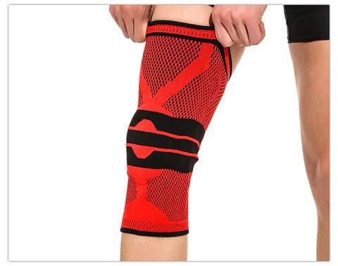 Silicone Sports Protection Kneepad Brace