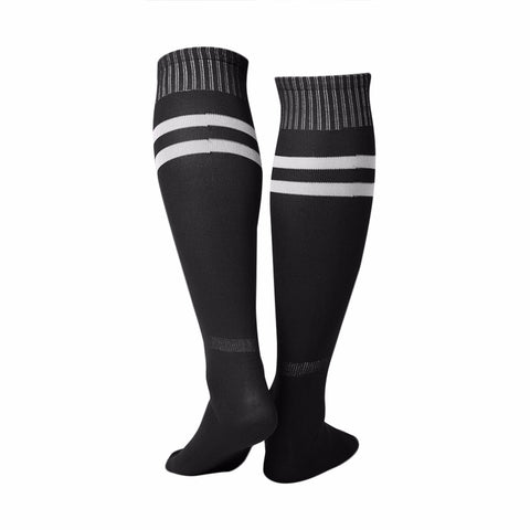 Soccer Striped Socks