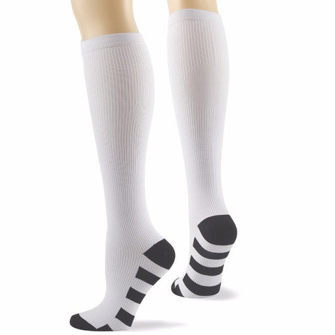 Over-the-Calf Sports Compression Socks