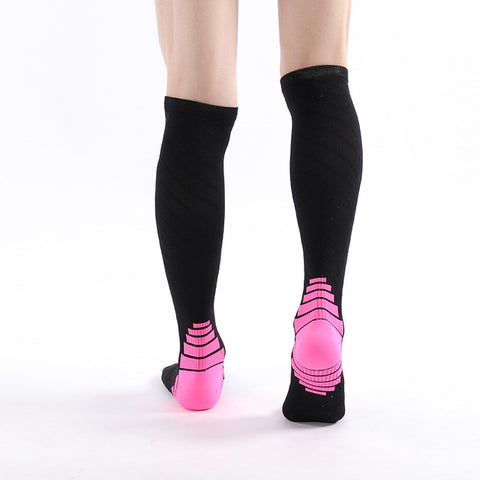Anti Fatigue Thigh High Compression Stockings