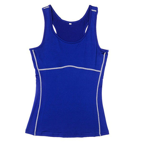 Womens Tops Gym Skin Clothes