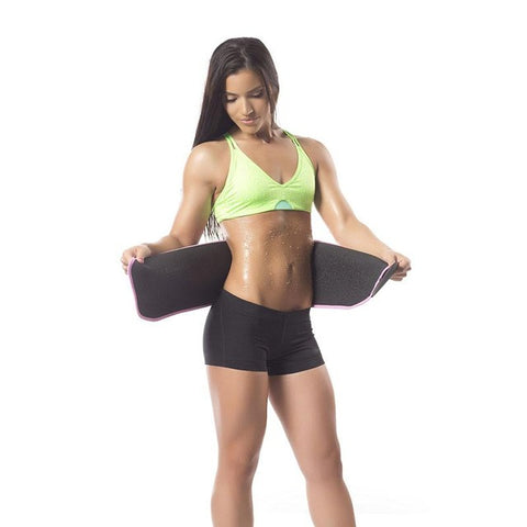 Sweet Sweat Premium Waist Trimmer Belt