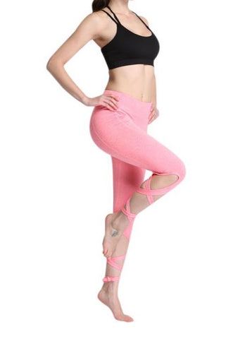 Women's High Waist Yoga Leggings