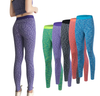 Image of Womens Stretchy Elastic Slim Yoga Pants