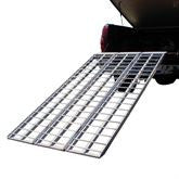 "Aluminum Tri-Fold ATV Ramp - 6'10"" Long"