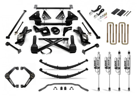 Cognito 10-Inch Performance Lift Kit For 01-10 Silverado/ Sierra 2500/3500 2Wd/4Wd Trucks Kits