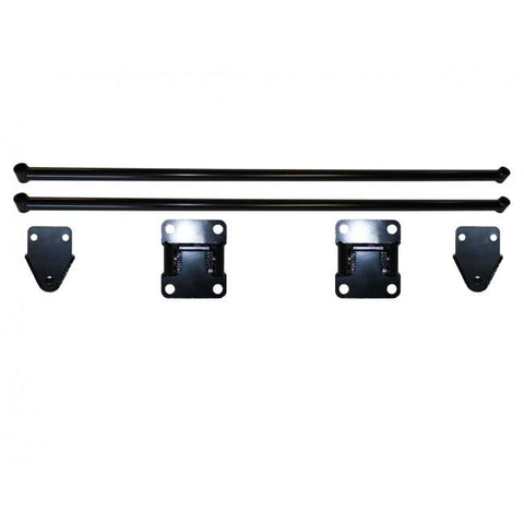 "63"" TRACTION BAR KIT (SHORT BED) CHEVY / GMC 1500 2007-17 7"" Lift"