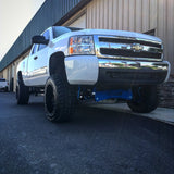 07-13 Chevy/gmc 1500 7-9 Show Off Lift Kit 2007-2013