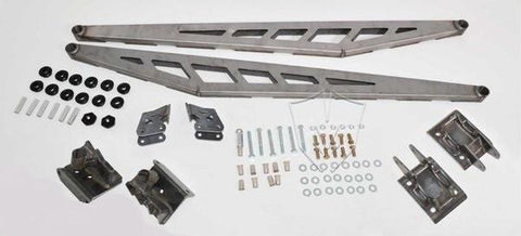 02-10 Chevy/gmc 2500/3500 Traction Bar Kit (Mcgaughys)