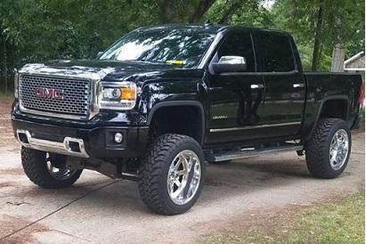"""14-18 CHEVY/GMC 1500 SHOW OFF 7-9"""" LIFT KIT – Show Off ..."""