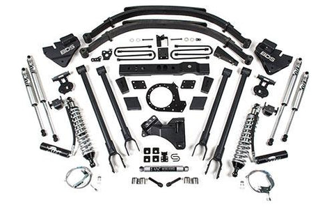 "2017-2020 FORD F250 8"" BDS COILOVER LONG ARM KIT"