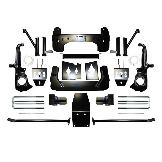 2020 Chevy Gmc 2500 3500 10 Fts Lift Kit Show Off Motorsports