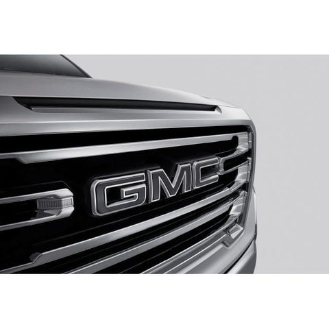 2020 Gmc 2500 Black Emblems