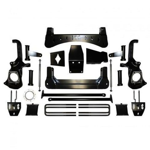 "2020 CHEVY/GMC 2500/3500 7"" FTS LIFT KIT"