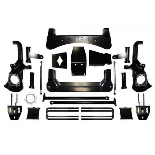 2020 Chevy Gmc 2500 3500 7 Fts Lift Kit Show Off Motorsports