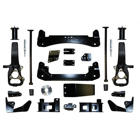 "09-11 RAM 1500 4WD 8"" FTS LIFT KIT"