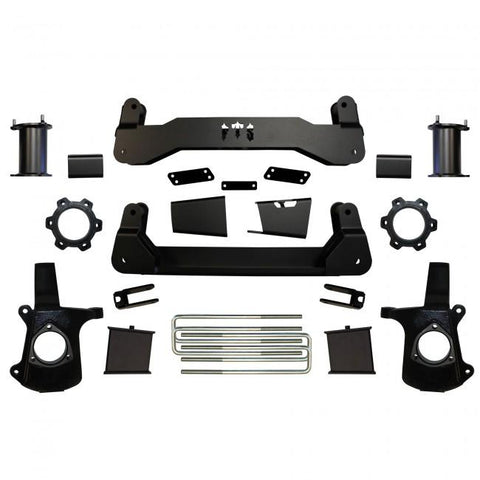 07-18 Chevy/gmc 1500 7.5 Fts Lift Kit 2014-2017
